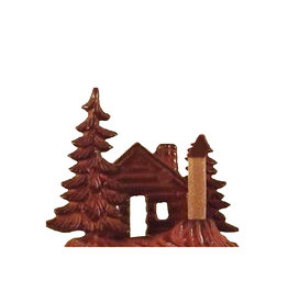 Paine Products Brass Cabin Incense Holder