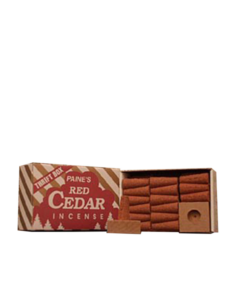 Paine Products Red Cedar Incense Cones