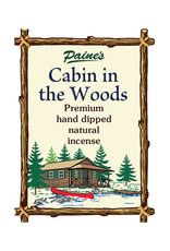 Paine Products Cabin in the Woods Incense Sticks