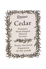 Paine Products Cedar Incense Sticks
