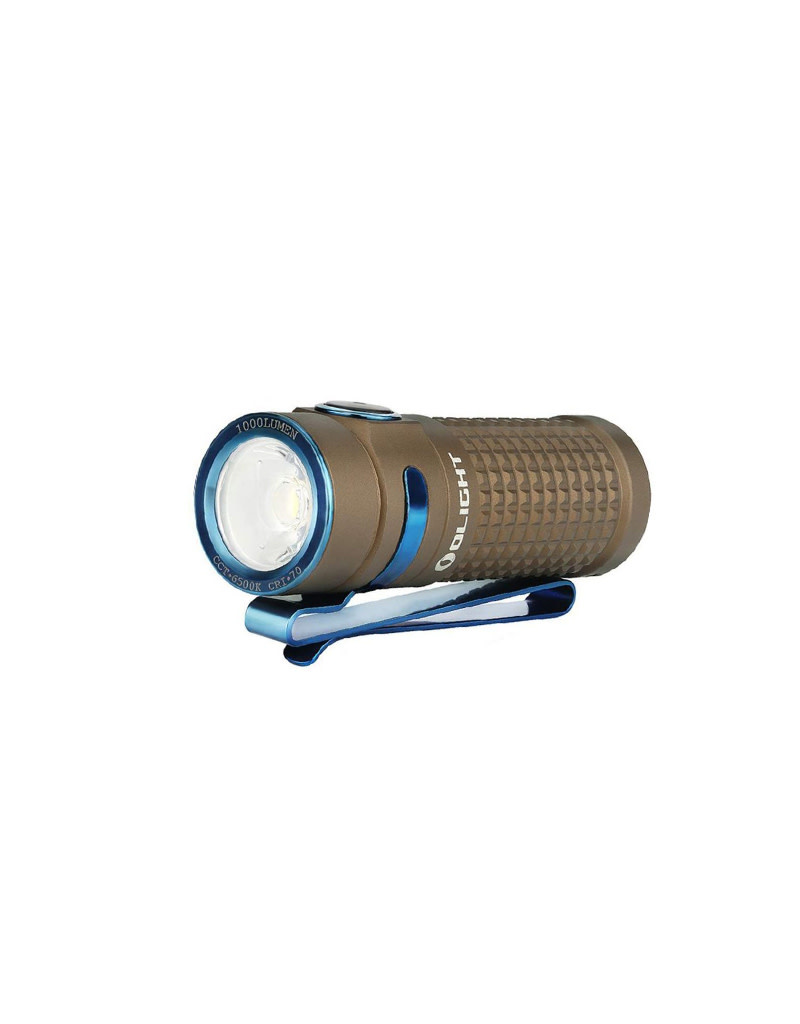 Olight S1R Baton II Tan