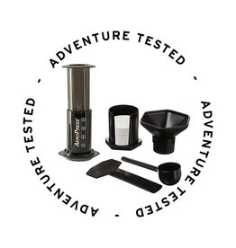 AeroPress Coffee Maker - Adventure Tested