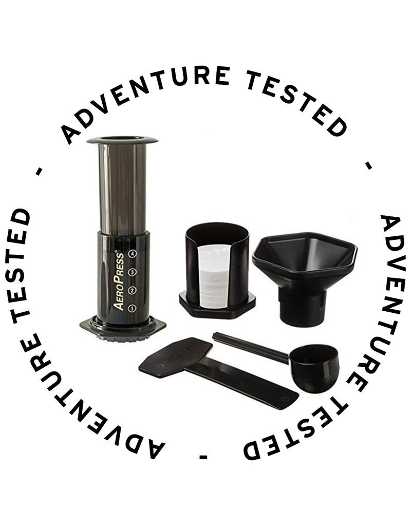 AeroPress Coffee Maker - Adventure Tested