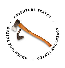 Wetterlings American Forest Axe #124 - Adventure Tested
