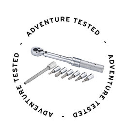 Birzman Torque Wrench 3-15Nm - Adventure Tested