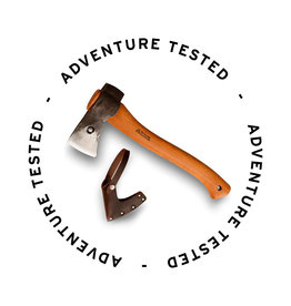 Wetterlings Hunter's Hatchet #115 - Adventure Tested