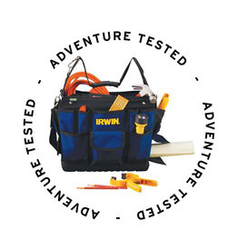 Irwin Pro Tool Carrier - Adventure Tested