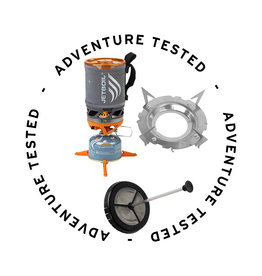 Jetboil Sol 500ml (includes Coffee Press and Pot Support) - Adventure Tested