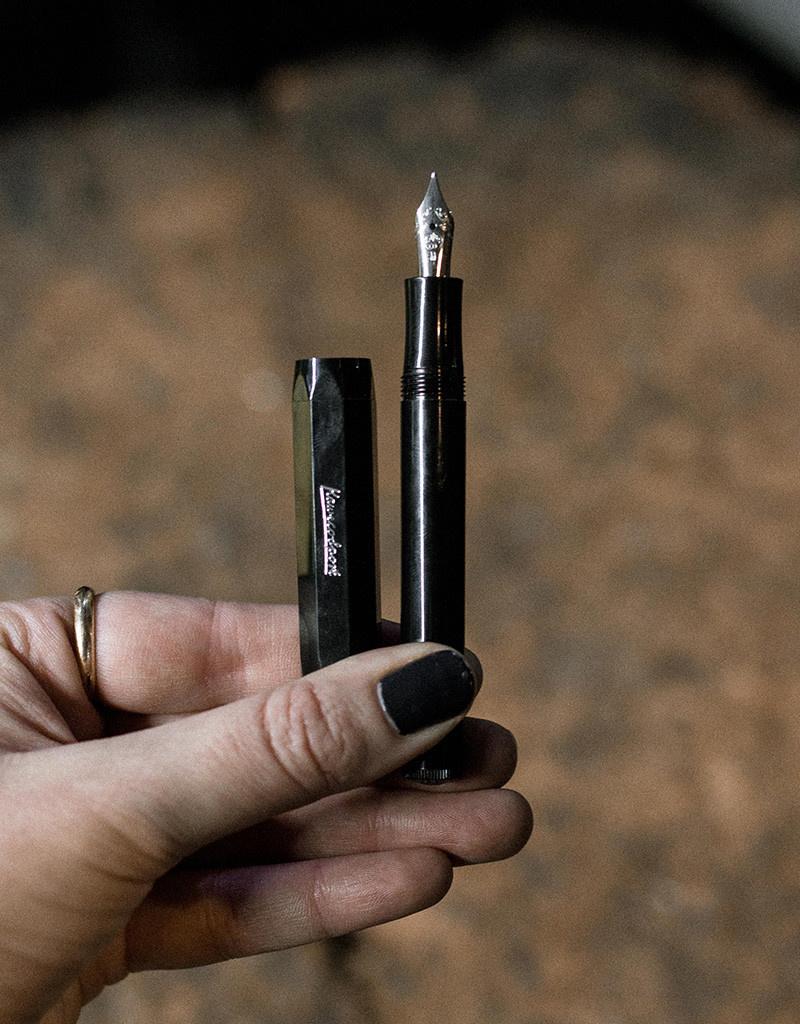 Kaweco Skyline Sport Fountain Pen Black Medium - Adventure Tested