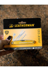 Leatherman Juice CS3 Moss Green - Adventure Tested