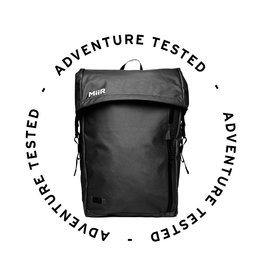 MiiR Commuter 25L Black - Adventure Tested