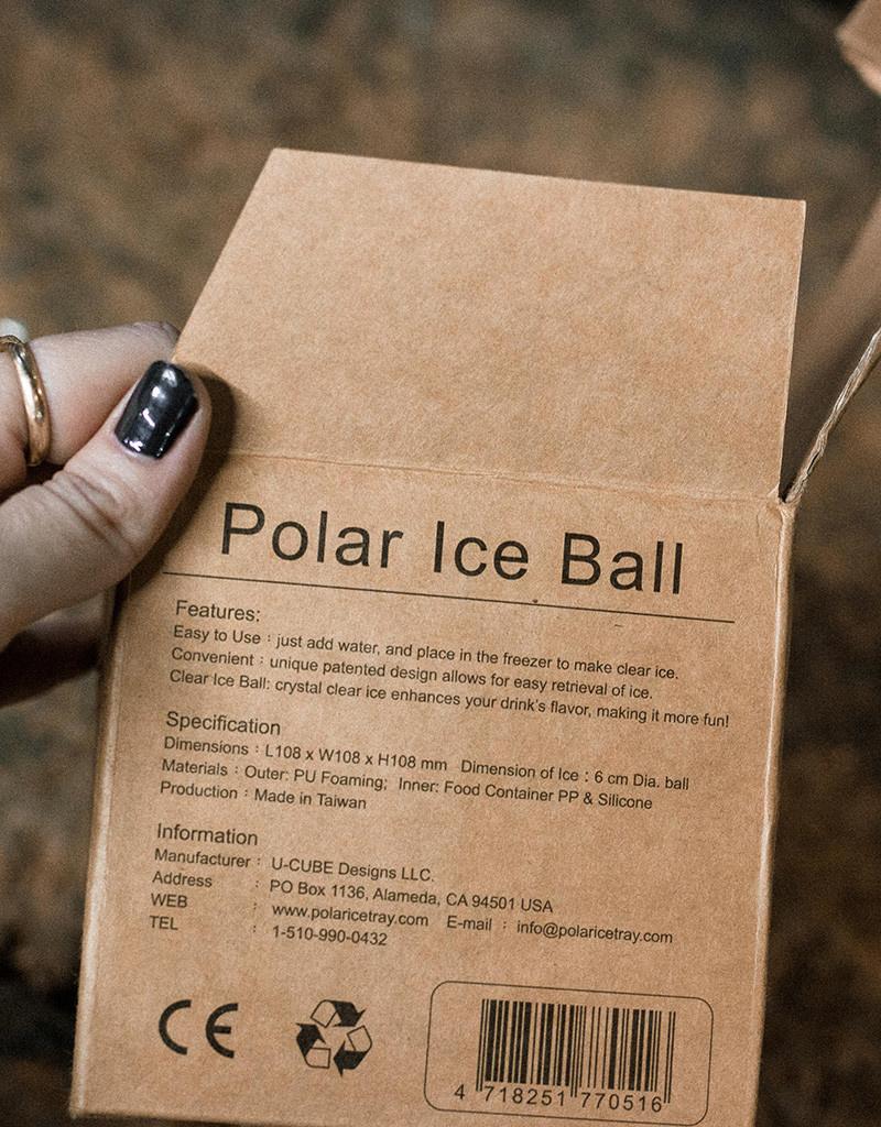 U-Cube Polar Ice Ball - Adventure Tested