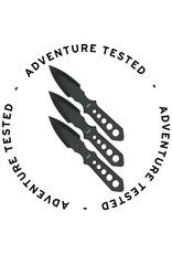 United Cutlery Lightning Bolt Throwing Knife Set of 3 - Adventure Tested
