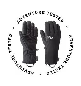 Adventure Tested Outdoor Research Stormtracker Sensor Gloves XL - Adventure Tested