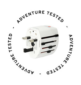 Skoss World Adapter EVO - Adventure Tested