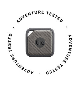 Adventure Tested Tile Sport Smart Tracked - Adventure Tested