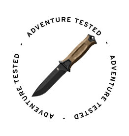 Gerber StrongArm Coyote Brown - Adventure Tested