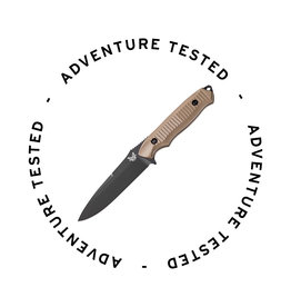 Benchmade Nimravus 140BKSN - Adventure Tested