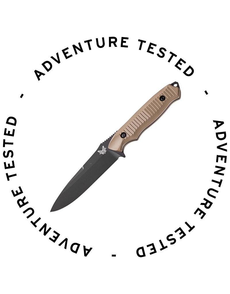 Benchmade Nimravus 140BKSN - Adventure Tested