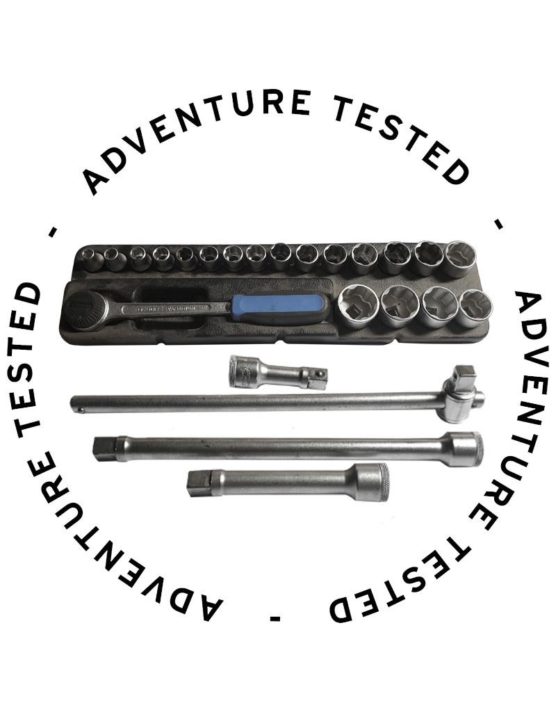 Gedore Socket Set - Adventure Tested