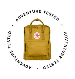 Fjallraven Kanken Autumn Ochre - Adventure Tested