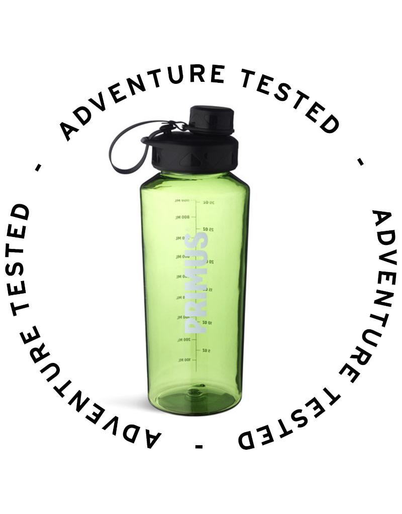 Primus TrailBottle Tritan Moss Green 1.0L - Adventure Tested