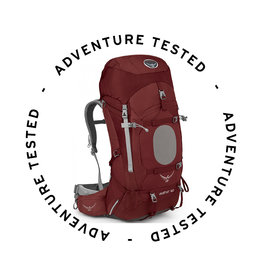 Aether 60 Red Medium - Adventure Tested