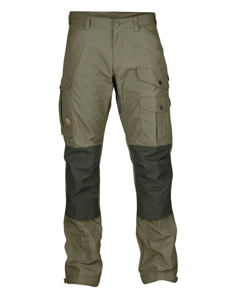 Fjällräven Vidda Pro Trousers Long M Laurel Green-Deep Forest 54