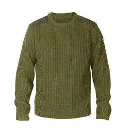 Singi Knit Sweater M Dark Olive XL