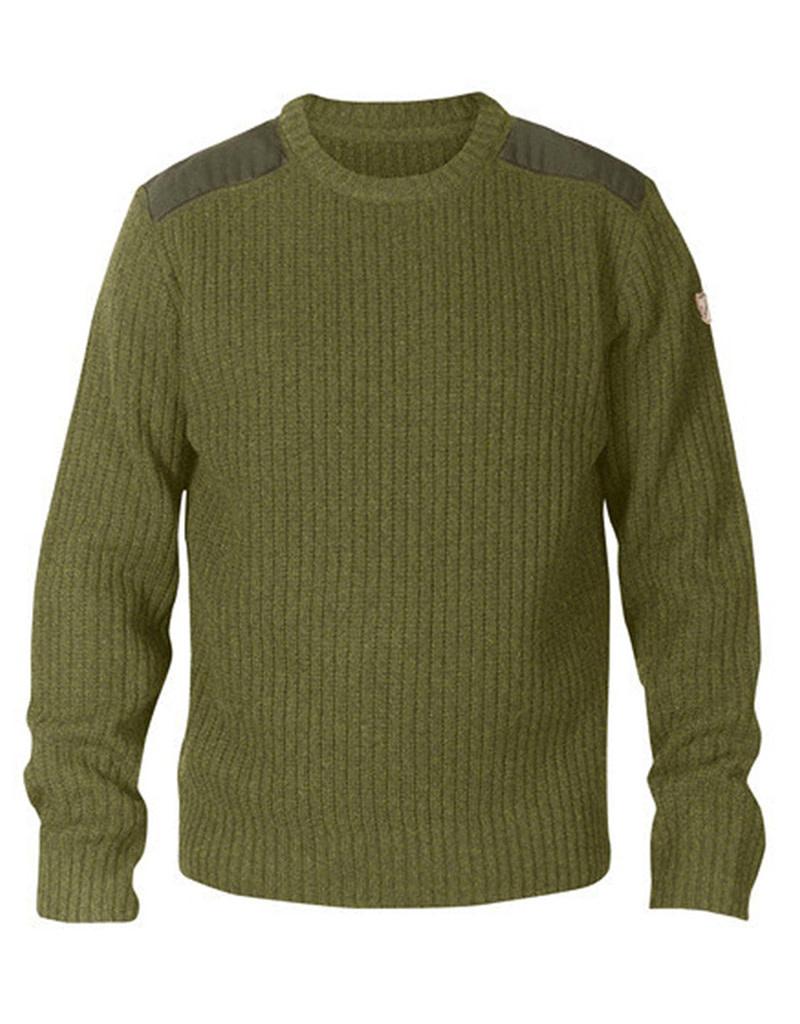 Fjällräven Singi Knit Sweater M Dark Olive XL