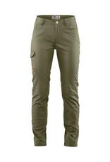 Fjällräven Greenland Stretch Trousers W Laurel Green 42