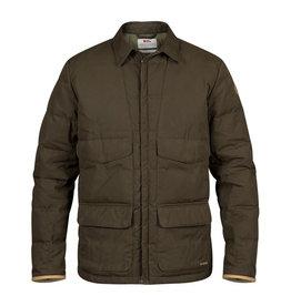 Fjällräven Sormland Down Shirt Jacket M Dark Olive XL