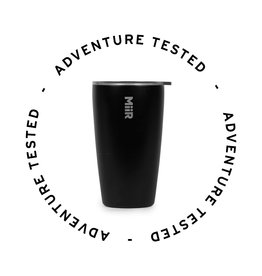 MiiR VI Tumbler Black - 354ml (12oz) - Adventure Tested