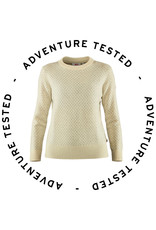 Ovik Nordic Sweater W Chalk White S- Adventure Tested