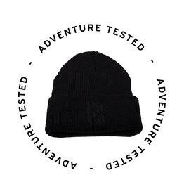 Adventure Tested Artex Knit Watch Cap Black - Adventure Tested