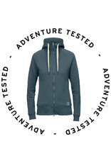 Fjallraven Zip Hoodie W Dusk Lrg - Adventure Tested