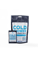 Duke Cannon Cold Shower Cooling Field Towels Single Pack - 15 ct