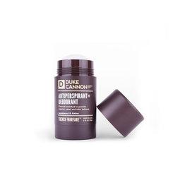 Duke Cannon Trench Warfare Antiperspirant/Deodorant - Sandalwood & Amber