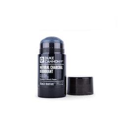 Duke Cannon Trench Warfare Natural Charcoal Deodorant Bergamot & Black Pepper