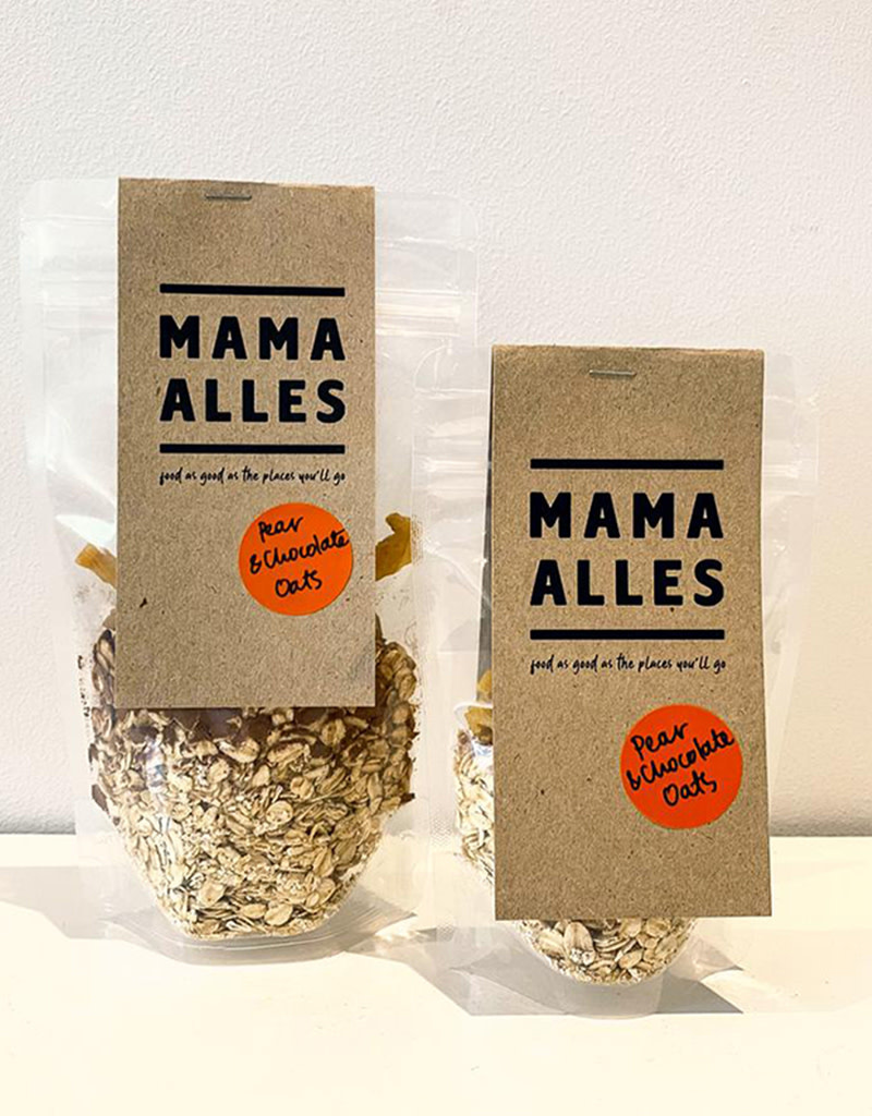 Mama Alles Pear & Chocolate