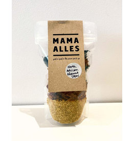 Mama Alles Central African Peanut Stew