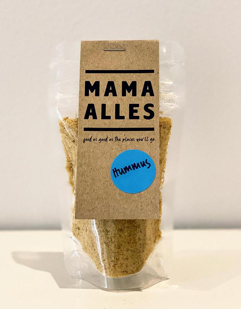Mama Alles Classic Hummus