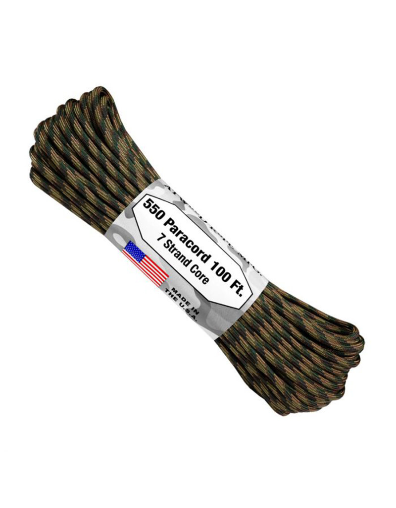 Atwood 550 Paracord 100ft - Core Recon