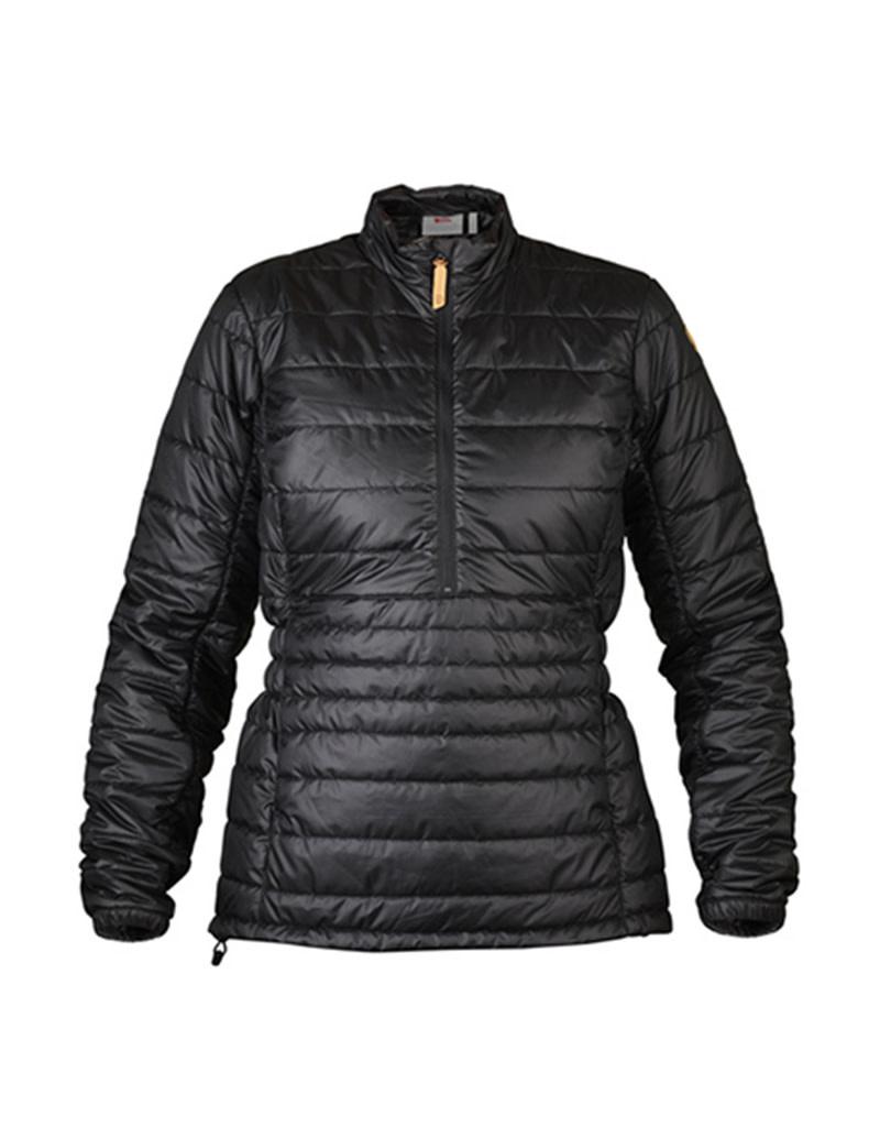 Fjällräven Abisko Padded Pullover W-Black-S