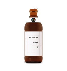 And Union Saturday Bottle 330ml