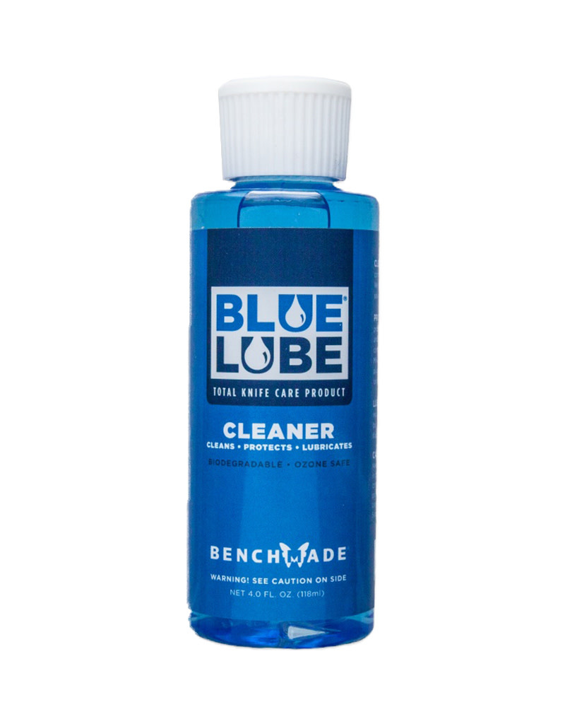 Benchmade Blue Lube Cleanser 4oz (118ml)