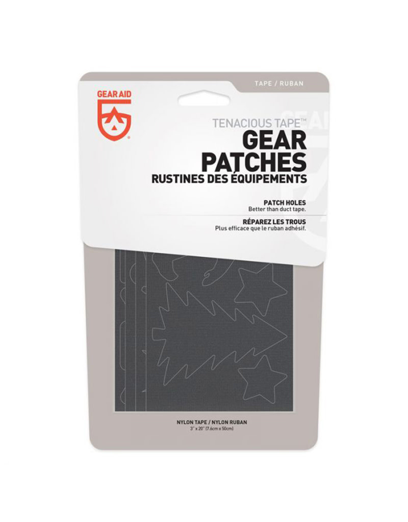 Gear Aid Tenacious Tape Gear Patches Camping Patches