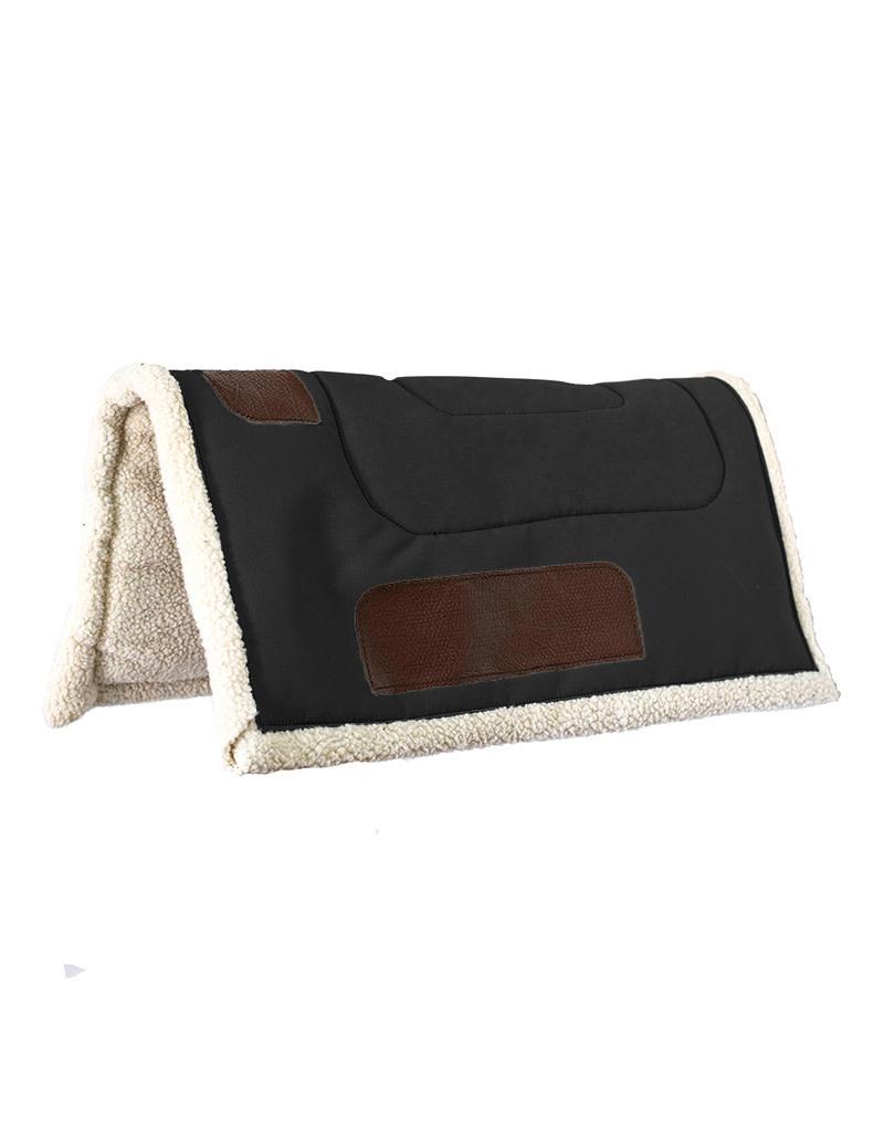 Faber Western Saddle Pad Black