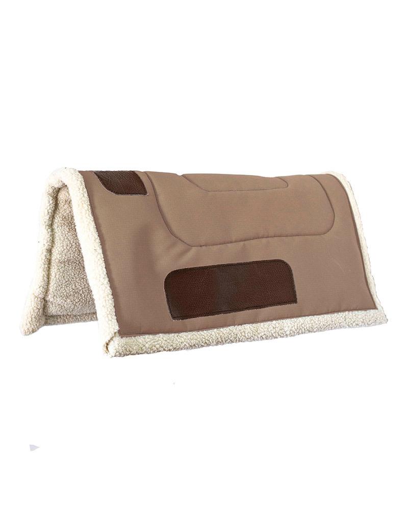 Faber Western Saddle Pad Sand