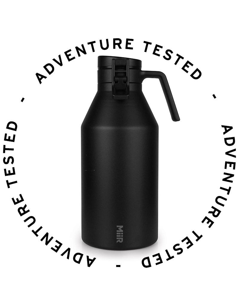 MiiR Growler - Adventure Tested